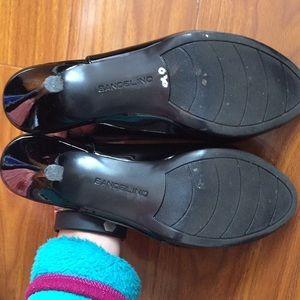 Bandolino Shoes - Bandolino Patent Leather Peeptoe Pumps